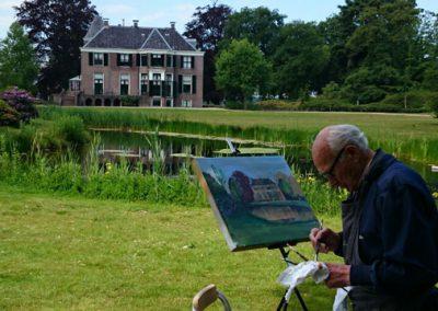Cursus landschapschilderen
